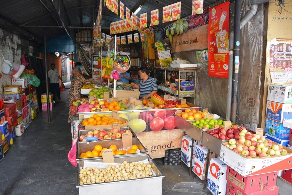 Little India Kuala Lumpur fruit