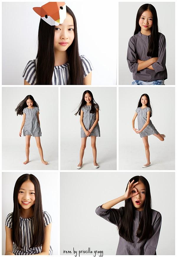 Irene - Priscilla Gragg - Cast Images