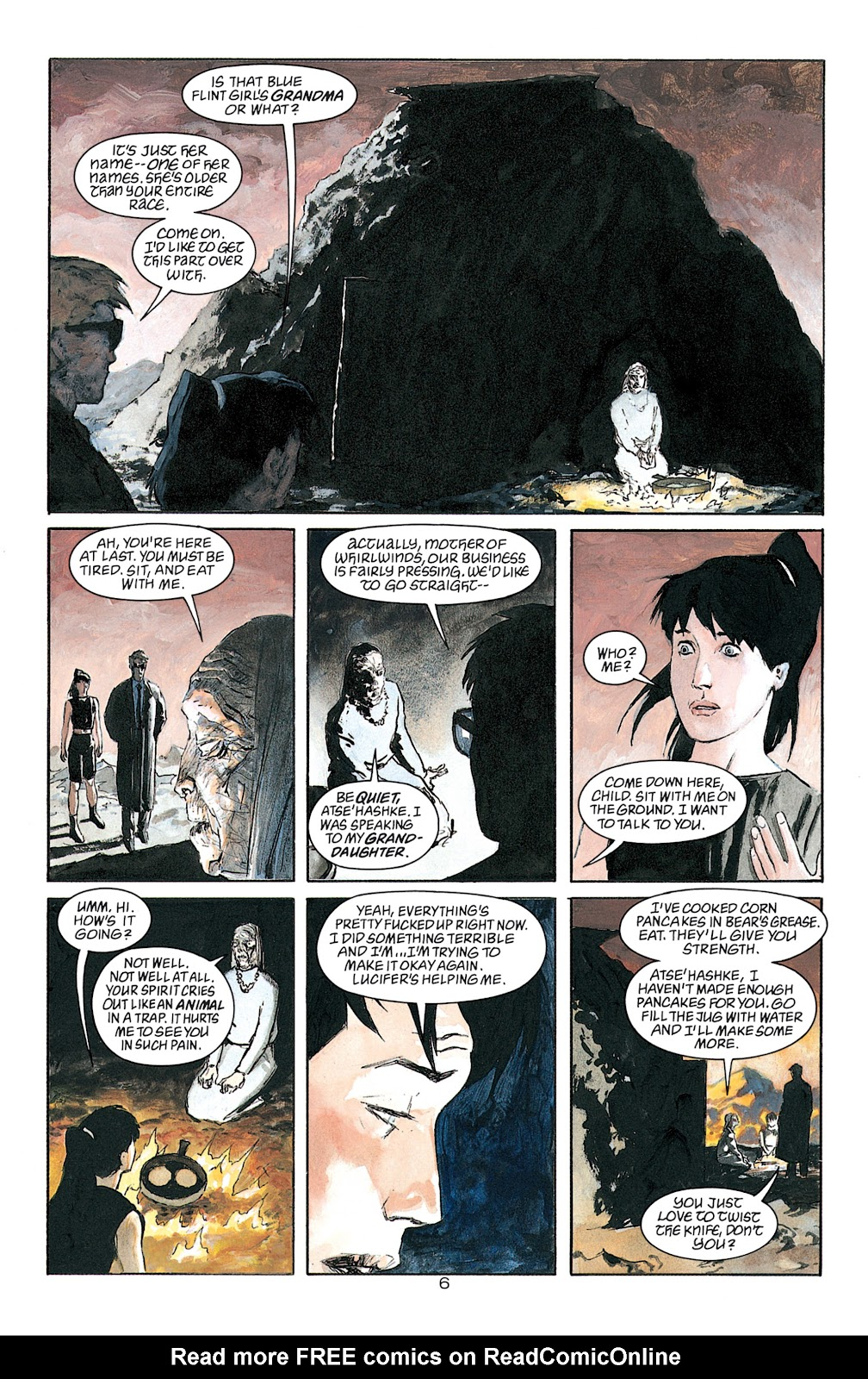 Sandman Presents: Lucifer Issue #3 #3 - English 7