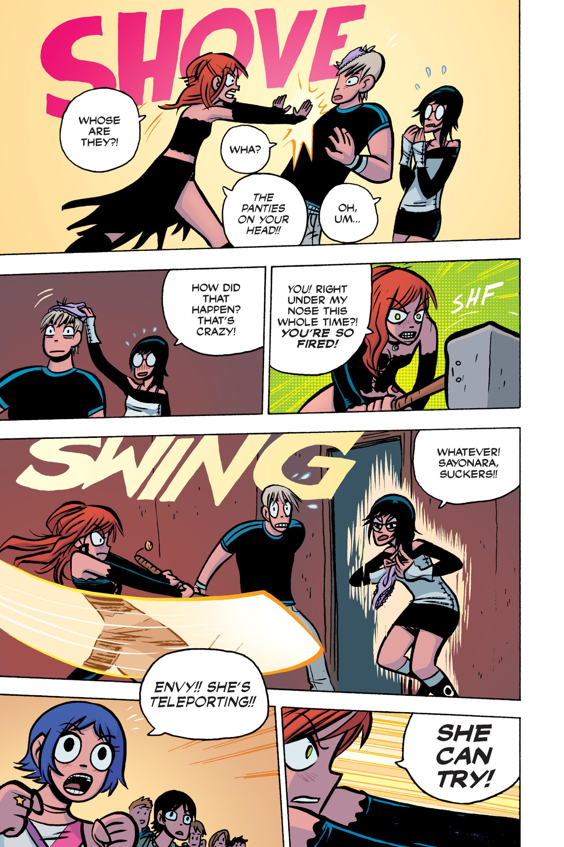Read online Scott Pilgrim comic -  Issue #3 - 146
