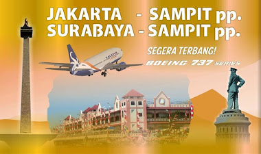 Route Penerbangan Baru Kal Star Aviation