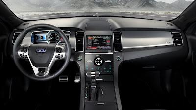 2012 Ford Taurus Wallpaper