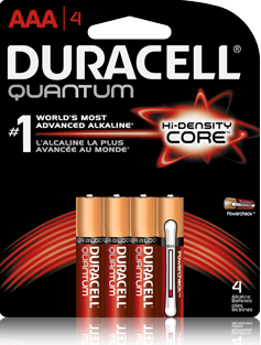 Where Technology Products And Usability Meet Duracell Quantum