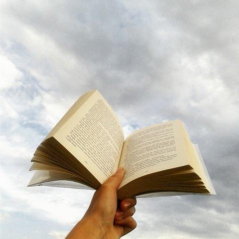 Dwie przyjaciółki zakochane w czytaniu książek.