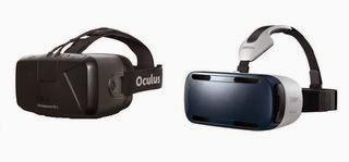 Oculus Rift DK2 vs Samsung Gear VR
