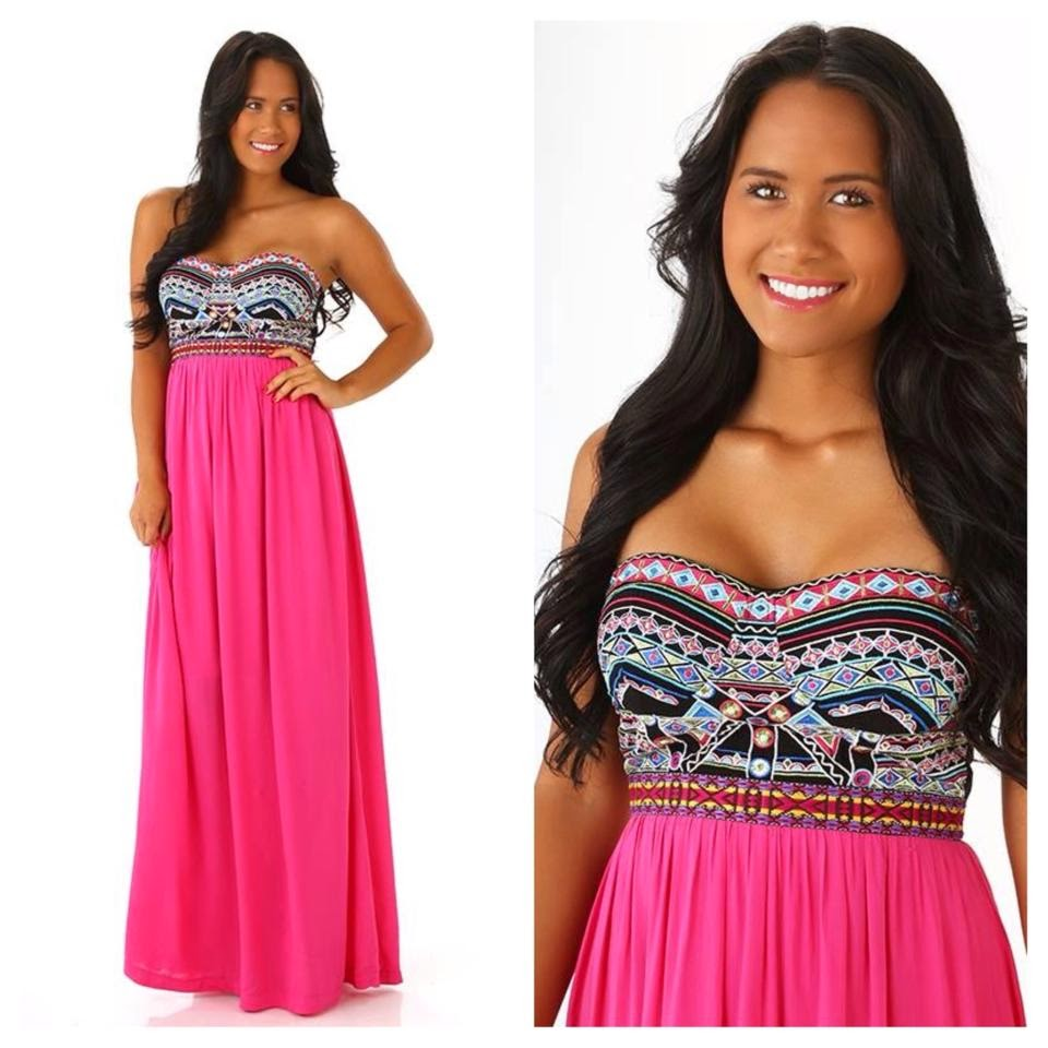 shop hopes, aztec dress, summer dress