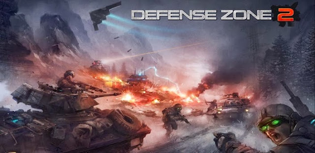 Defense zone 2 HD v1.2.3 APK OBB DATA