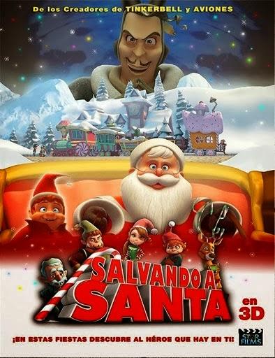 Ver Salvando a Santa (2013) Online