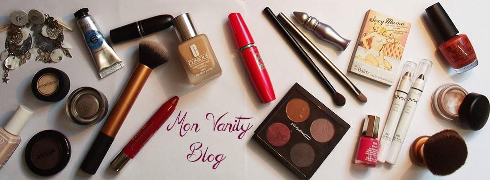 Mon Vanity Blog