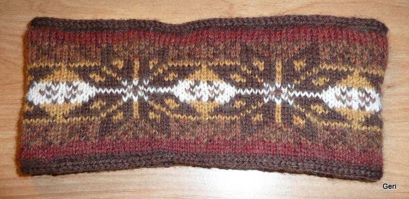 NOT JUST ABOUT KNITTING: Fair Isle Fascination