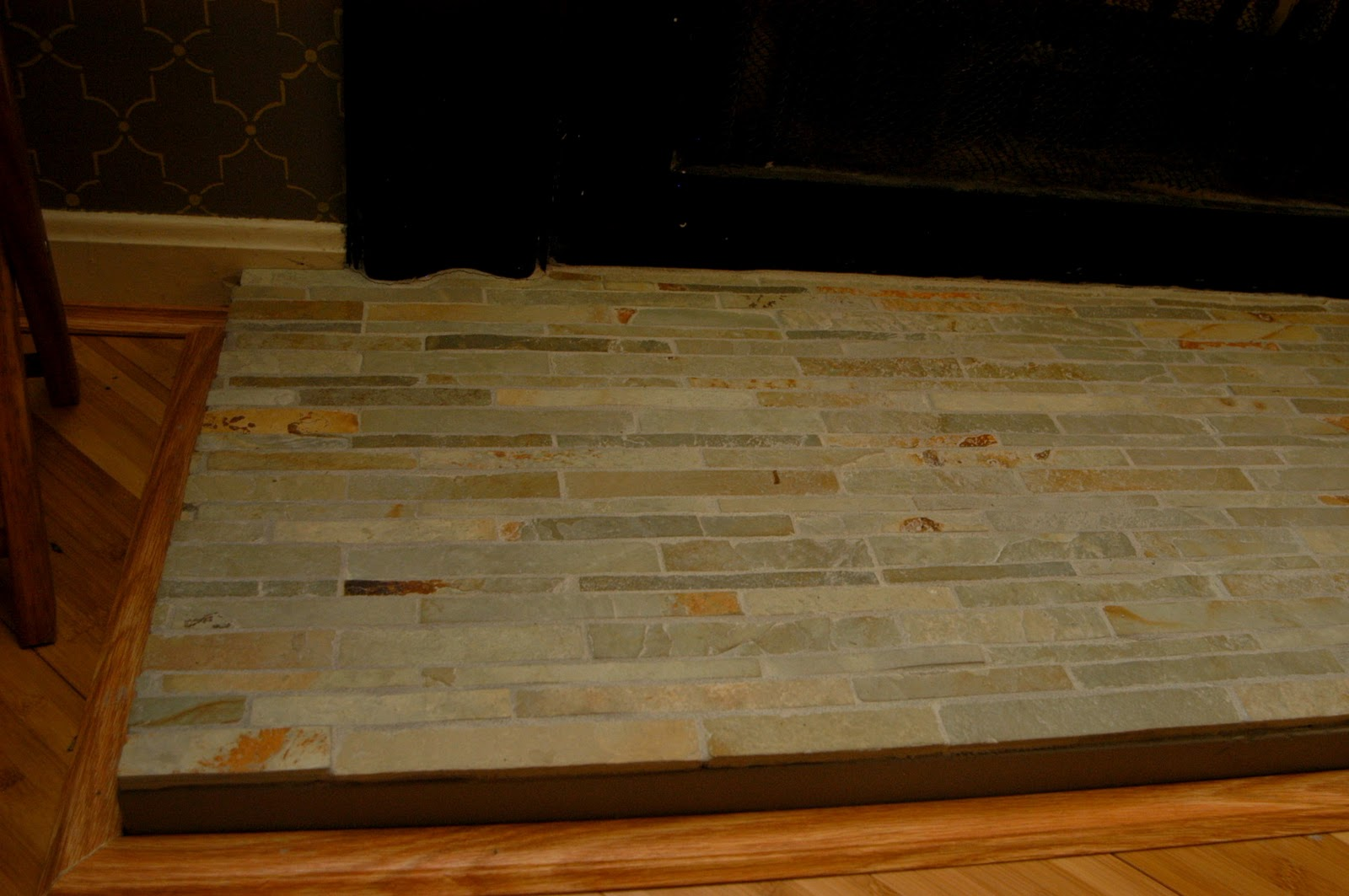 fireplace hearth pad dimplex slate effect hearth pad base for