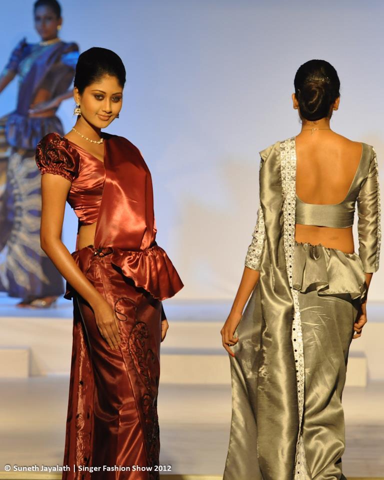 Gossip Lanka Gallery: Singer Sri Lanka Fashion Show 2012