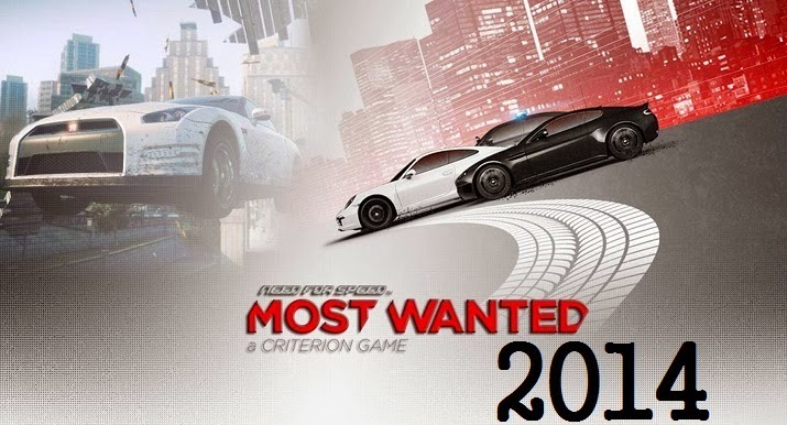 Need For Speed Most Wanted 2014 Cracked & Highly Compressed - Game ...