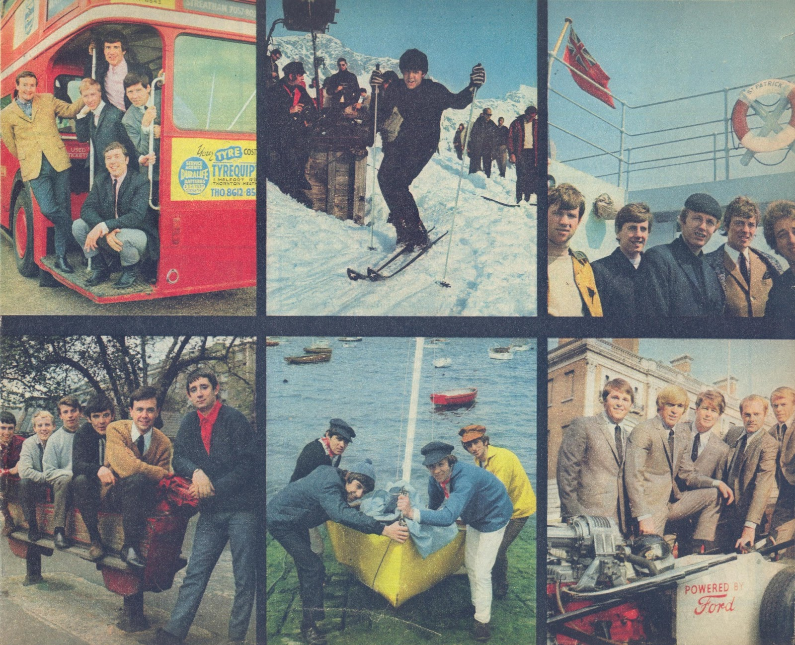 Various The Sixties Collection