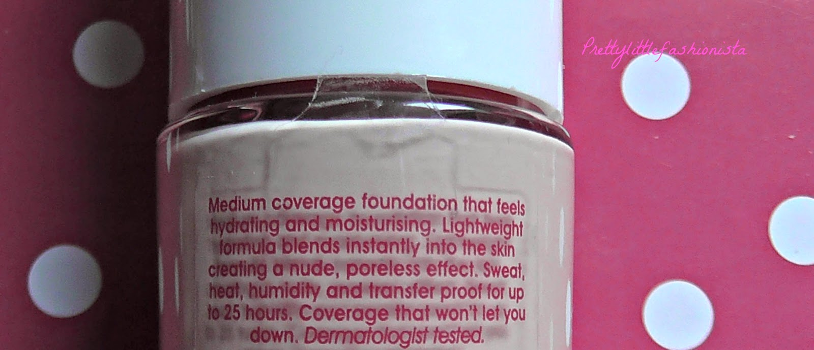Rimmel Lasting Finish Nude 25 Hour Foundation