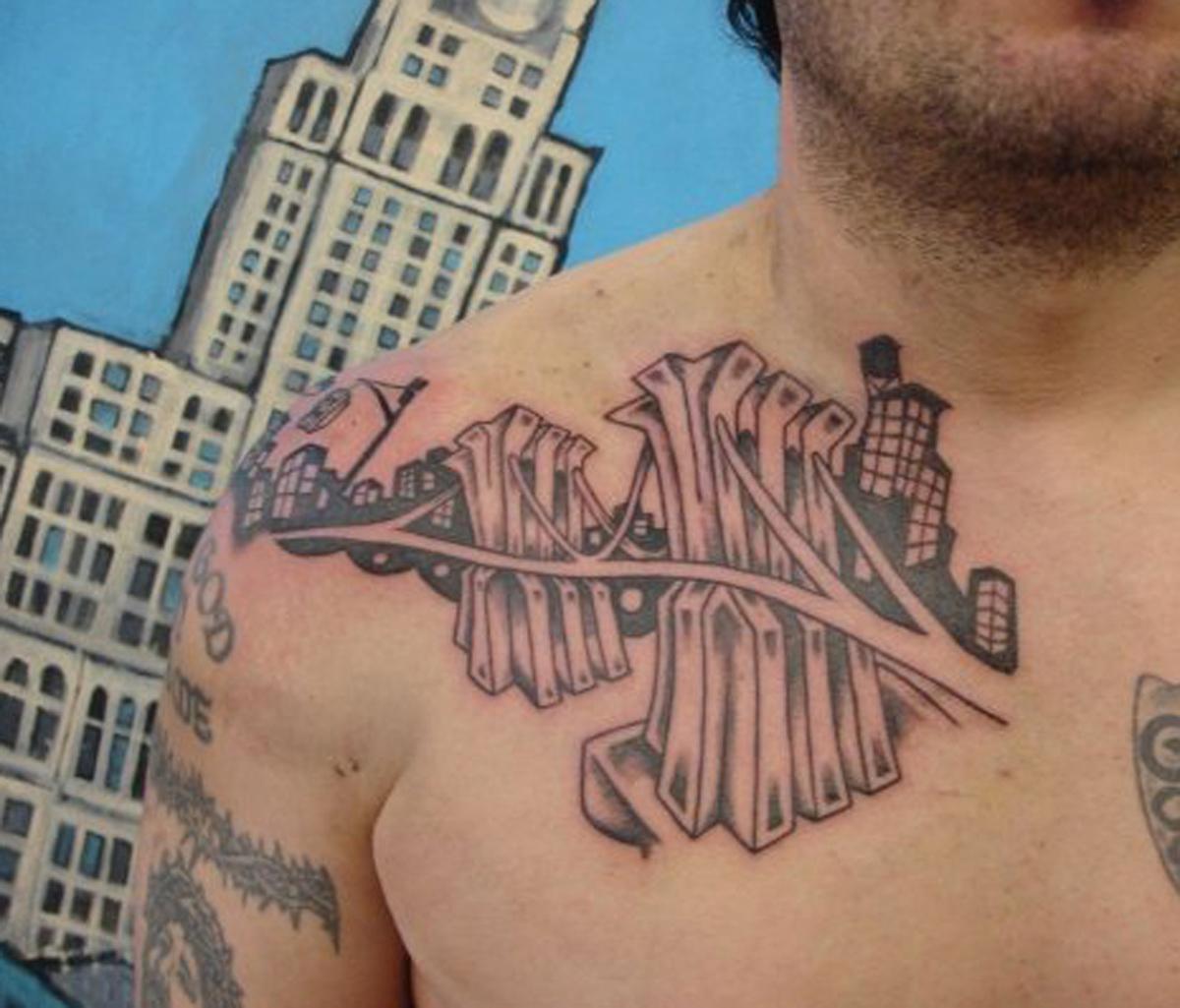 Classy tattoos brooklyn tattoo for Brooklyn tattoo ideas