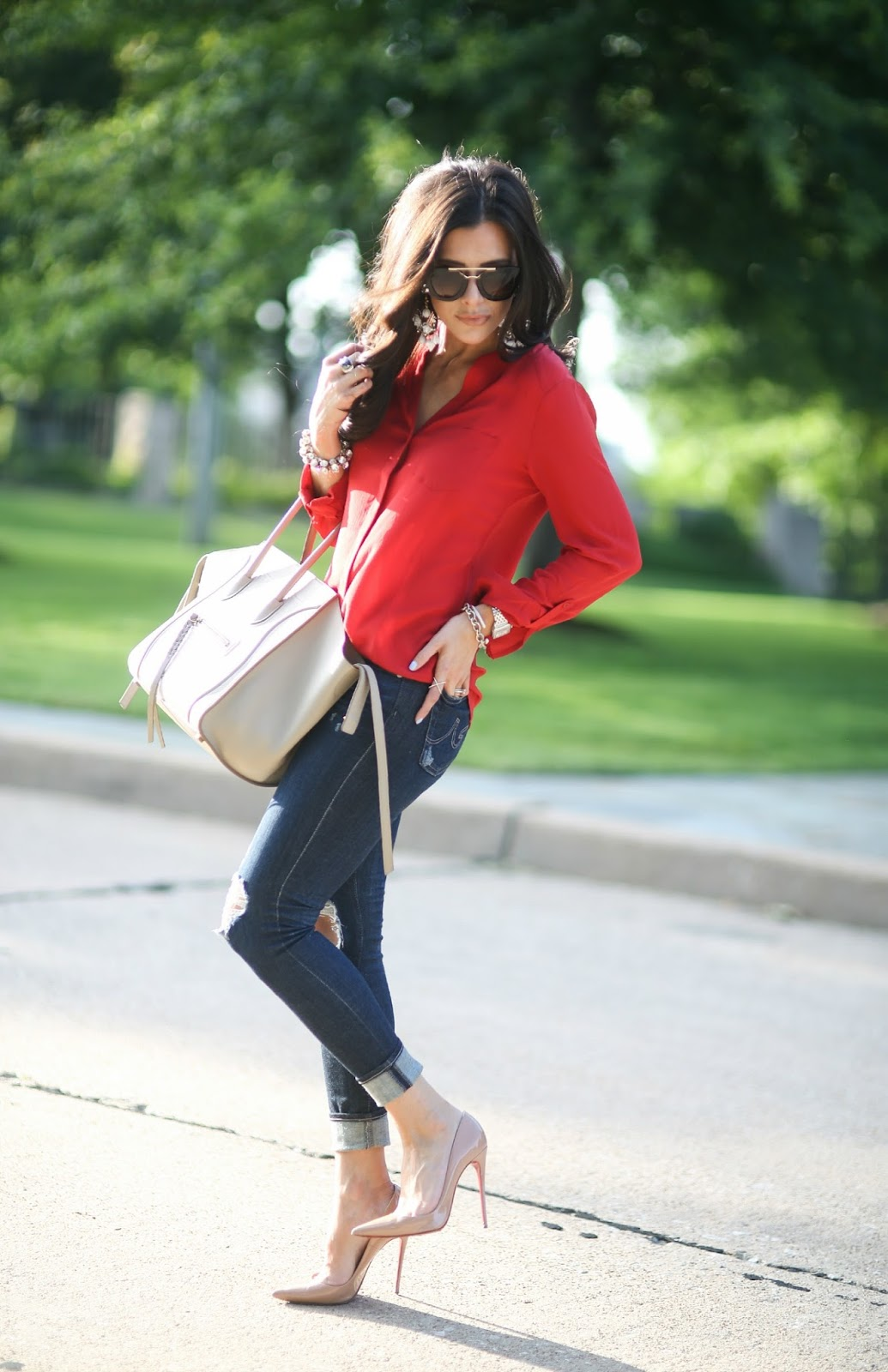 The Sweetest Thing: Favorite Silk Tunic