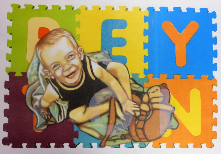"""Peyton:  Puzzled (Part 1)"