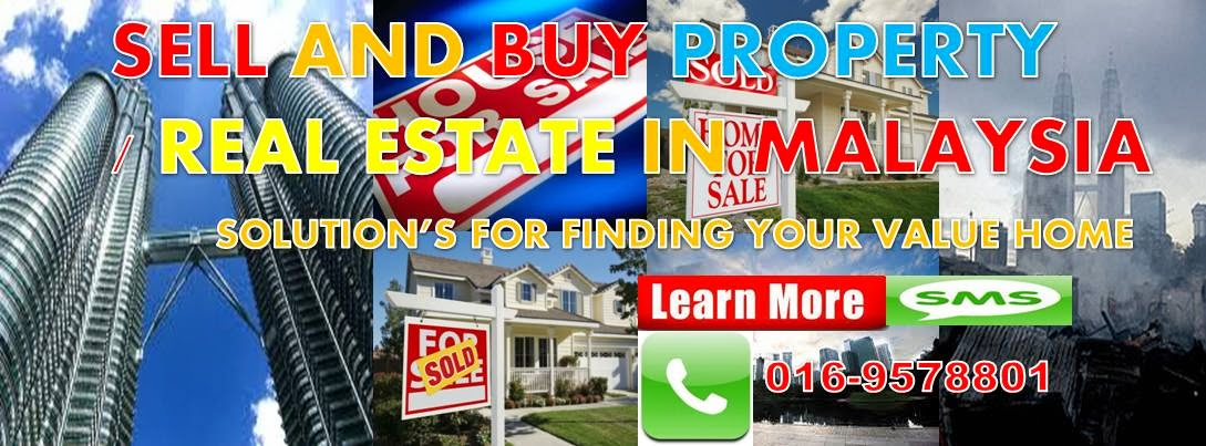 Sell And Buy Property Malaysia