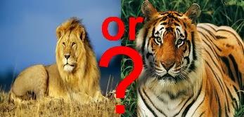 Raja Hutan Adalah Singa..? Benarkah?