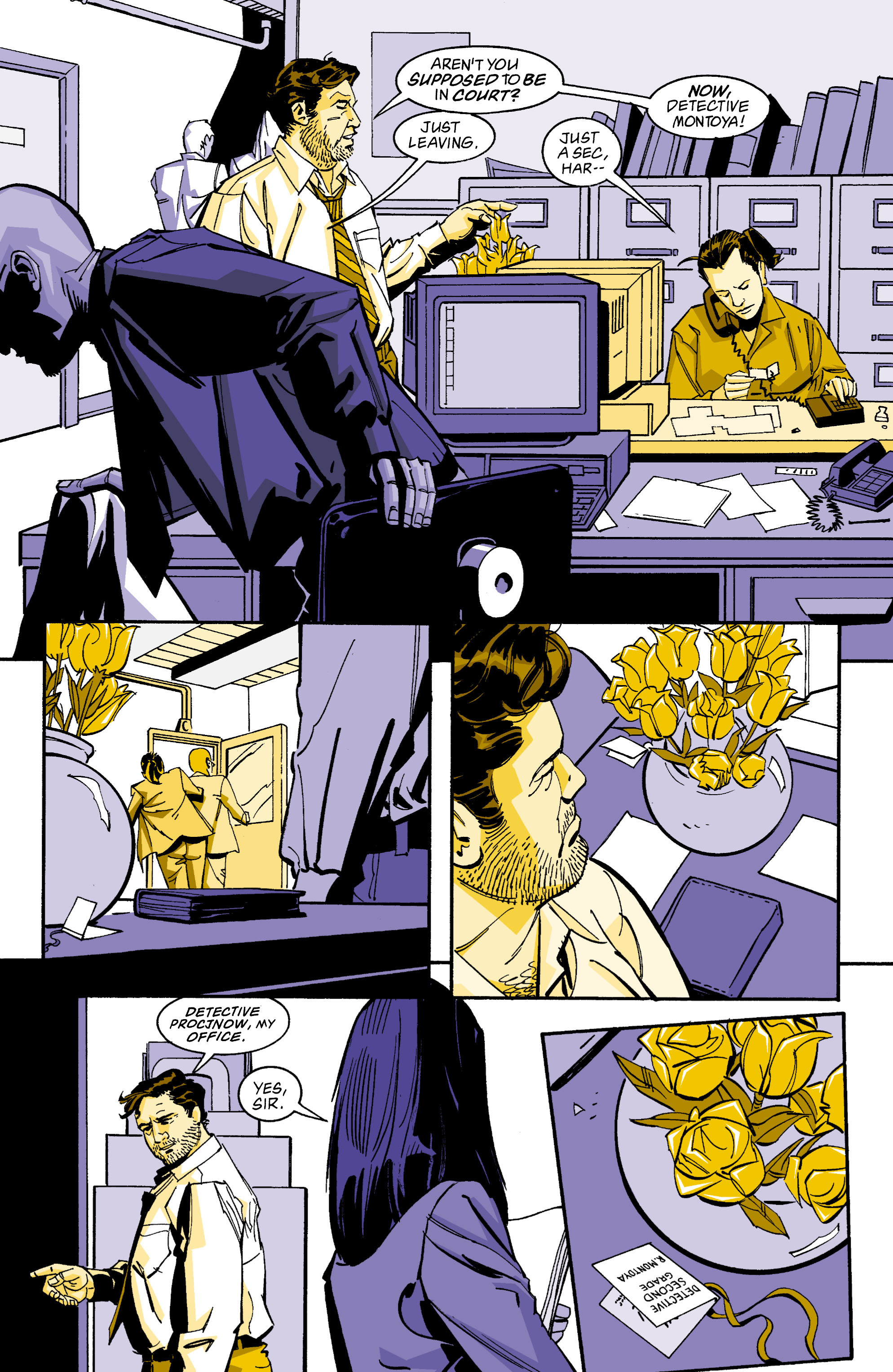 Detective Comics (1937) 747 Page 8