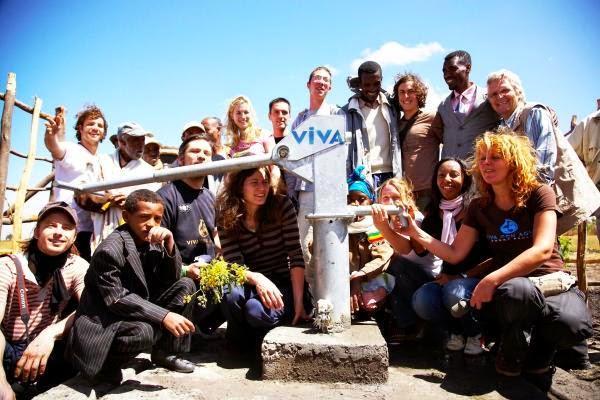 Viva con Agua - Projeto comemora 10 anos de existência