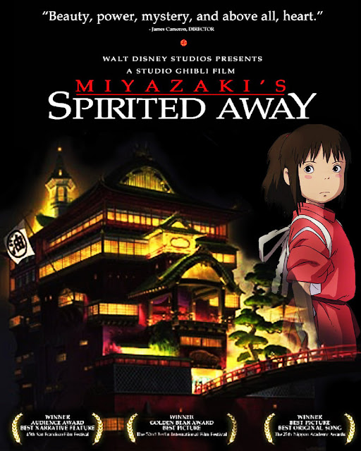 Cu?c Phi�u L?u C?a Chihiro V�o Th? Gi?i Linh H?n (thuy?t Minh) - Spirited Away