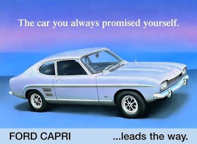 Ford Capri Automovil mk1