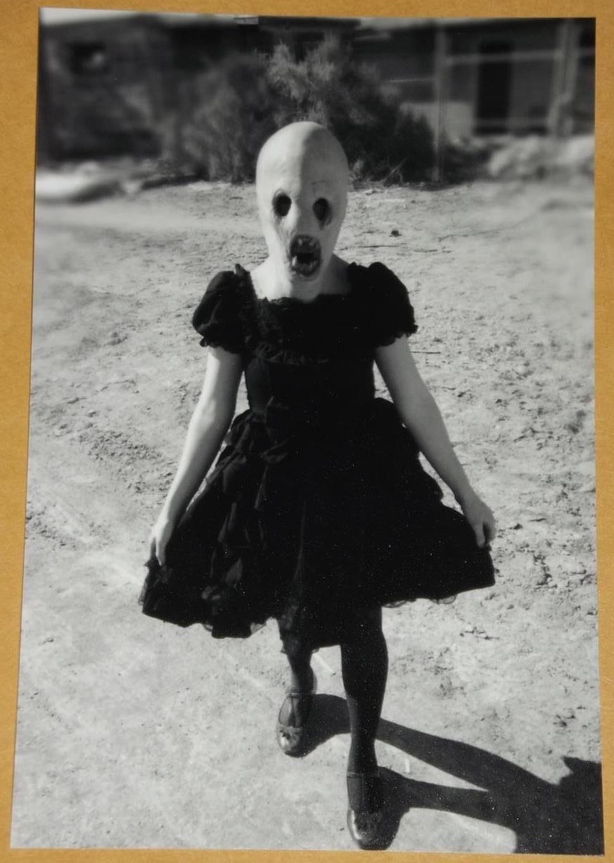 10 creepy and unusual masks