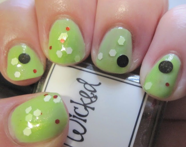 Orly Coachella Dweller with Whimsies Wicked