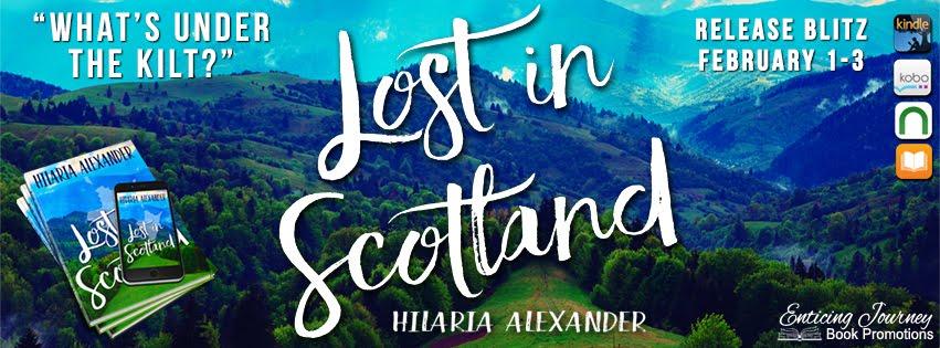 Lost in Scotland Release Blitz