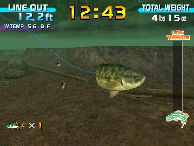 Welcome to my blog 10 game fishing memancing terbaik dan for Bass fishing game