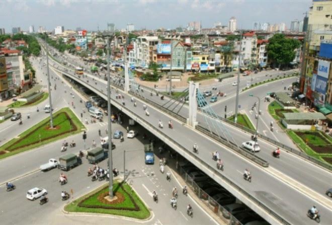 Hà Nội bổ sung kế hoạch đấu thầu dự án đường Vành đai 2