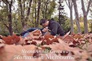 "NeenaAnuar GIVEAWAY ""Autumn In Melbourne"""