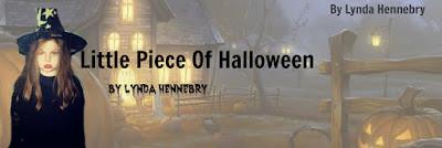 Little Piece Of Halloween - By Lynda