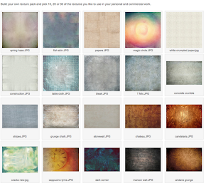 Built your own texture pack!