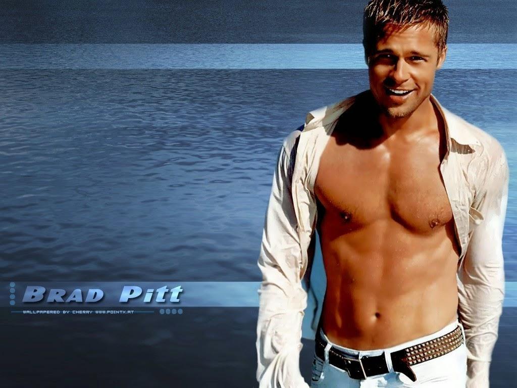Brad pitt nudes photos 17