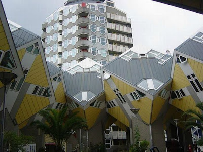 Unique building designs
