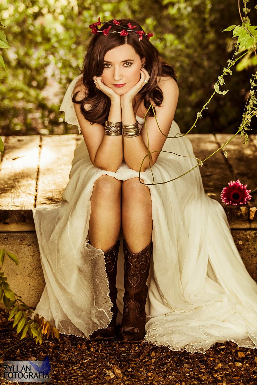 Botas para vestidos de novia
