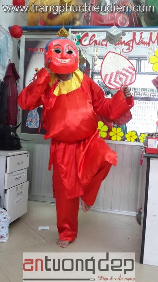 may bán thuê trang phục ông địa