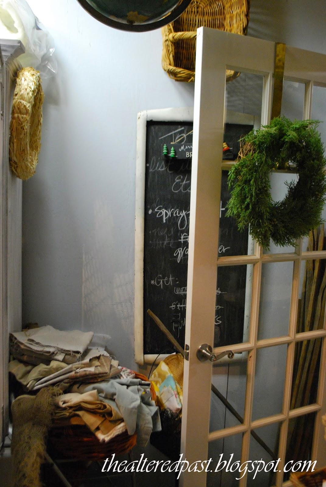 workroom studio, the altered past blog