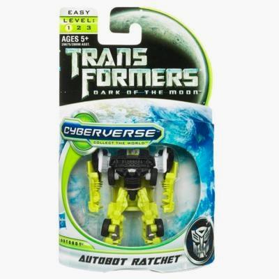transformers 3 toys ratchet. Transformers DOTM Legion Class