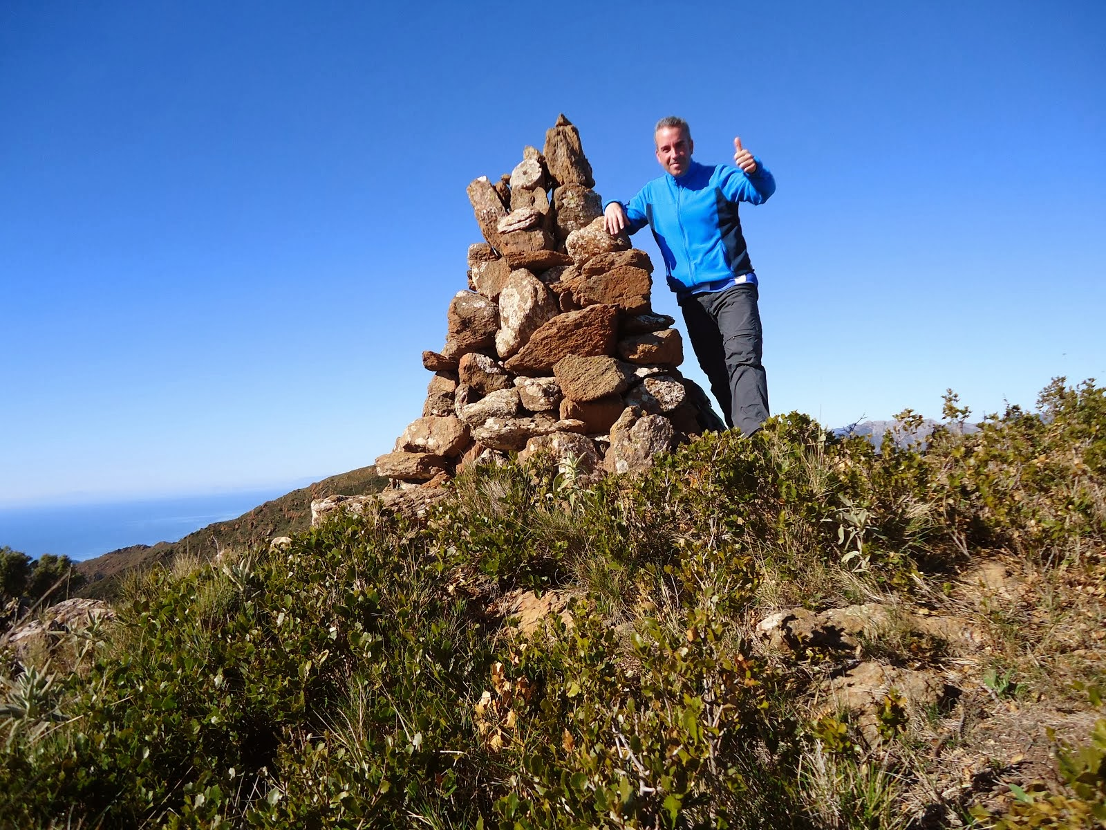 Cerro del Águila (1.038 mts)