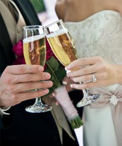 quantidade de bebidas para casamento