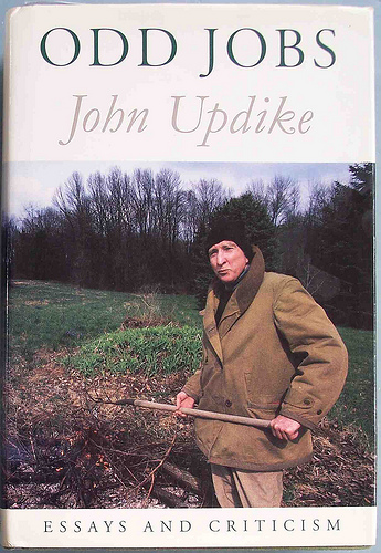 updike essays on art