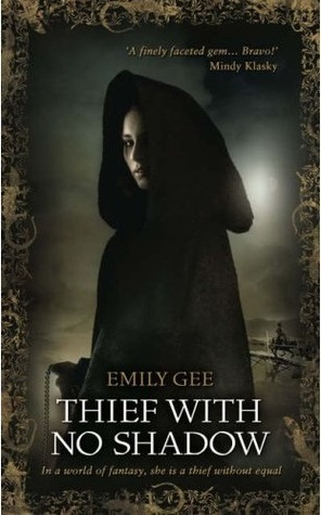 Thief with no shadow book cover