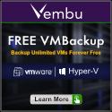 Blog sponsors - Vembu.