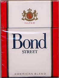 Types of cigarettes Gold Crown brands in England