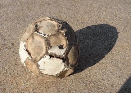 La pelota no es como la pintan 1