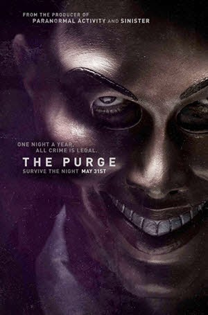 The Purge: Official Theatrical Release Poster